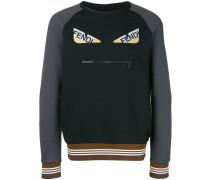 "Sweatshirt im ""Bag Bugs""-Design"