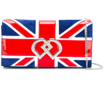Clutch mit Union Jack