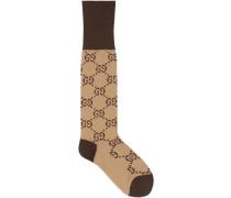 Socken mit GG-Print