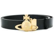 front embellished belt