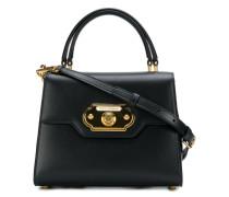 Mittelgroße 'Welcome' Handtasche