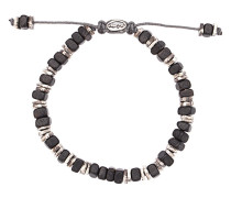Armband mit Sterlingsilberplättchen