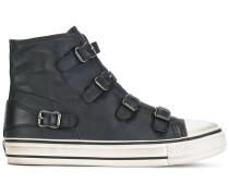 'Virgin' Sneakers mit Schnalee