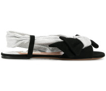 front bow sandals