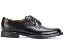 'Shannon' Derby-Schuhe mit Nieten