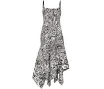 'Marisol' Kleid mit Zebramuster