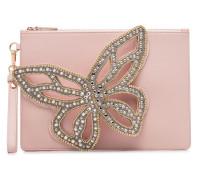 'Flossy Butterfly' Clutch