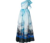 'Valencia' Robe mit Print