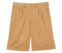 Shorts mit Streifendetail