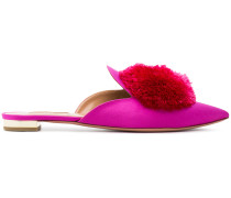 'Powder Puff' Mules