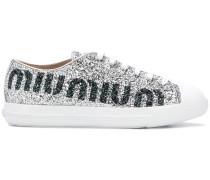 logo sneakers