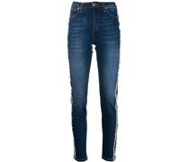 'Dongo Kate' Jeans mit schmalem Bein