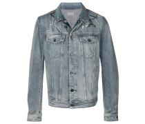 Jeansjacke mit Taschen