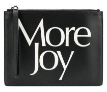 'More Joy' Clutch