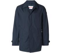 button raincoat