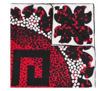 Seidenschal mit Logo-Print