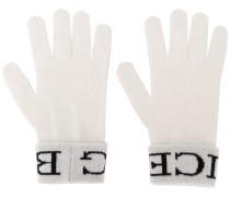 Handschuhe mit Logo