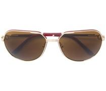 rectangular aviator sunglasses