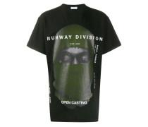 "T-Shirt mit ""Runway Division""-Print"