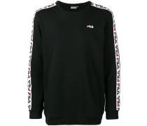 Sweatshirt mit Logostreifen
