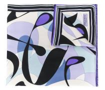 Schal mit Alex-Print