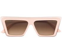 'Cekto' Sonnenbrille mit eckigem Gestell