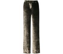 Hose mit weitem Bein