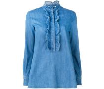 'Camicia' Jeansbluse