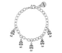 robot charm bracelet