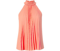 A.L.C. pleated halterneck top