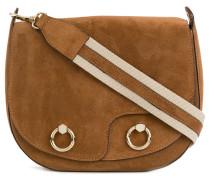 stripe strap Linda Besace bag