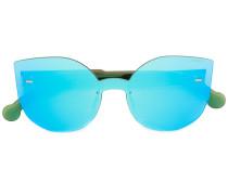 'Tuttolente Lucia' Sonnenbrille in Schmetterlings-Optik