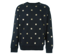 Sweatshirt mit Sterne-Print