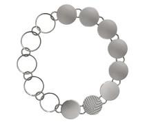 interlocked ring necklace