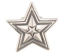 Sternförmige Brosche