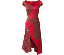 panelled midi Heli dress