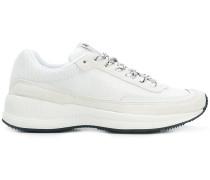 A.P.C. Sneakers mit Netzeinsatz