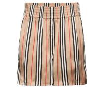Gestreifte 'Marsett' Shorts