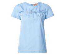 T-Shirt mit Rüschen