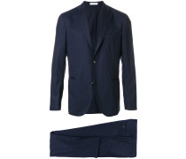 slim fit two-piece suit