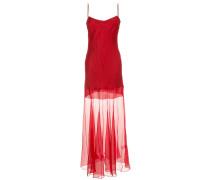 Camisole-Kleid mit Tüll