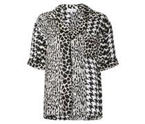 'Aloeuw' Seidenhemd