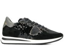 'Tropez' Sneakers mit Pailletten