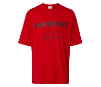 "T-Shirt mit ""Horseferry""-Print"