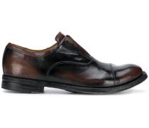 Derby-Schuhe ohne Schnürung