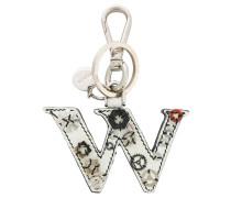 """Schlüsselanhänger mit """"W""""-Motiv"""