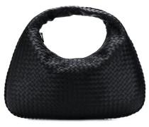 Hobo-Tasche mit Intrecciato-Muster
