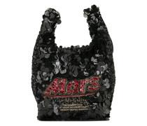 'Mars' Handtasche mit Pailletten