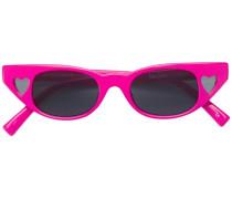 x Adam Selman Cat-Eye-Sonnenbrille