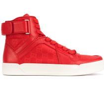 High-Top-Sneakers mit Kletttverschluss